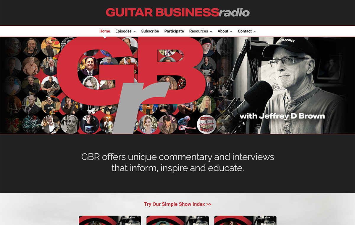 Guitar Business Radio