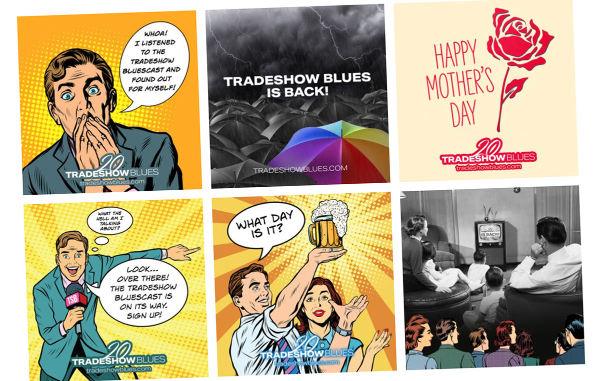 Tradeshow Blues Social