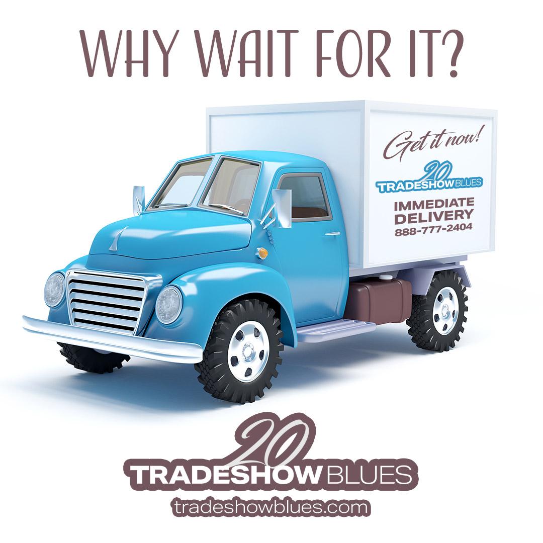 Tradeshow Blues